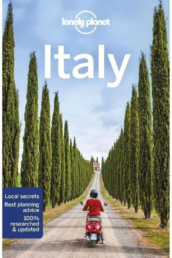 Lonely Planet Italy 14 2020