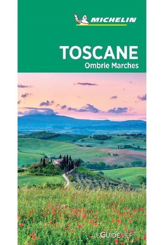 Michelin Toscane / Ombrie / Marches Gvf Mich 2020