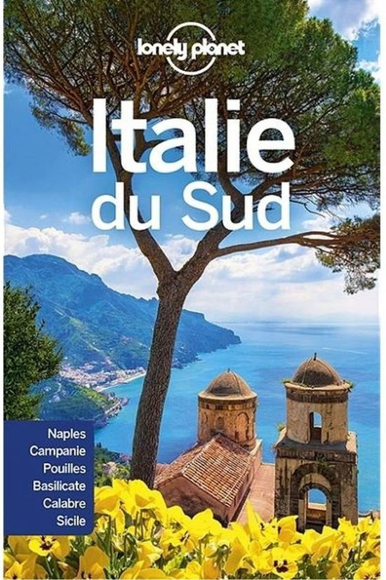 Lonely Planet Italie Du Sud 4 2018