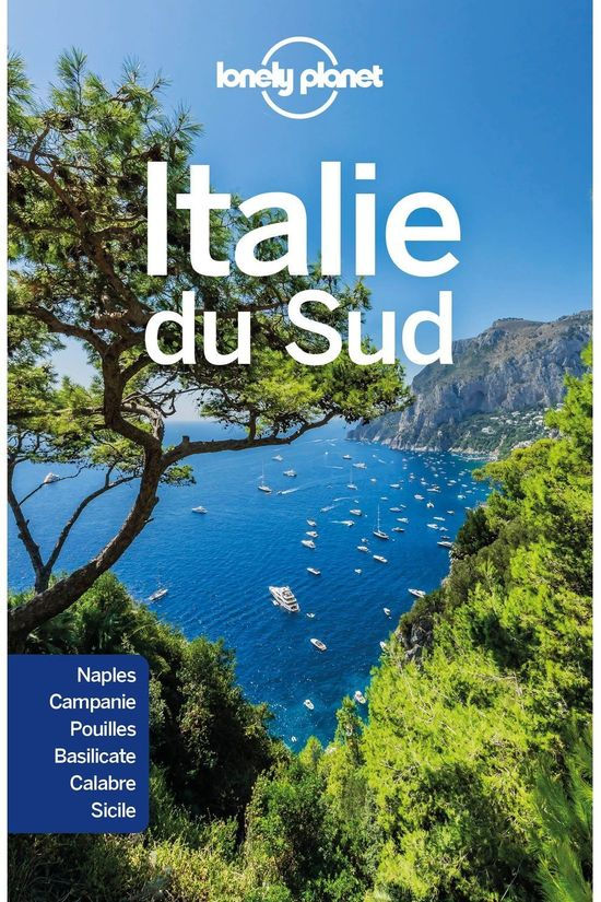 Lonely Planet Italie Du Sud 4 2020