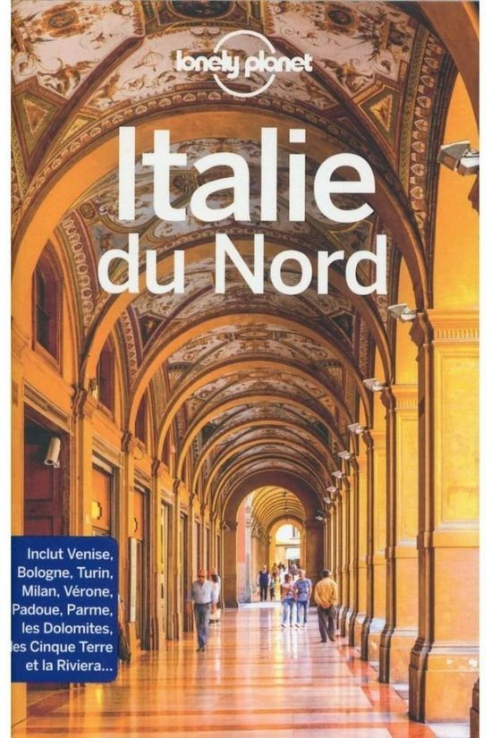 Lonely Planet Italie Du Nord 1 2019