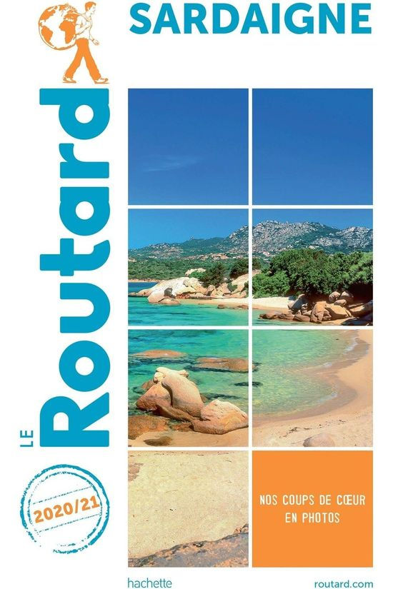 Routard Sardaigne 19-20 Routard 2020