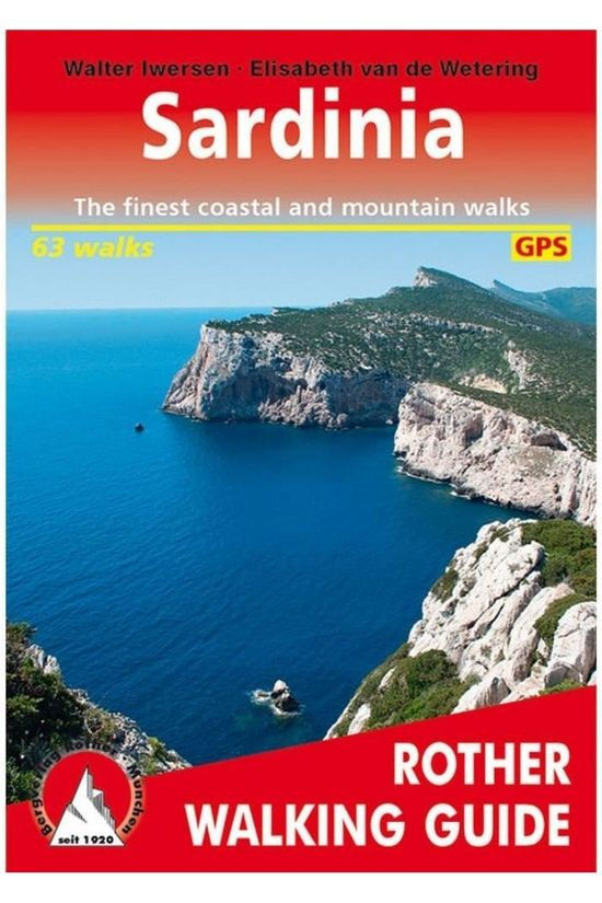 Rother Sardinia walking guide 2011