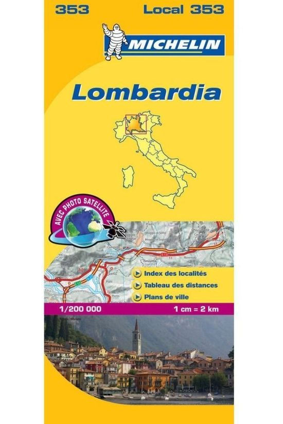 Michelin Lombardy 2019