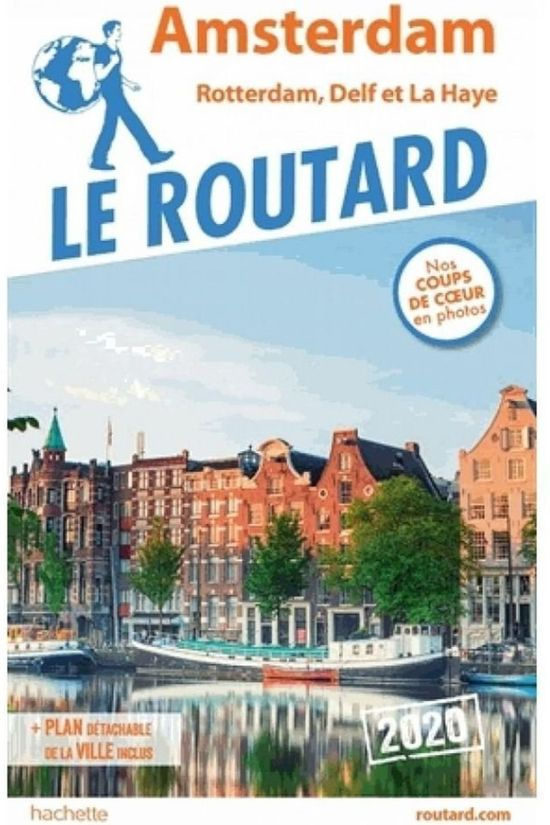 Routard Amsterdam-&-Ses-Env.-18-Routard-N09/2018 Retour As 2019