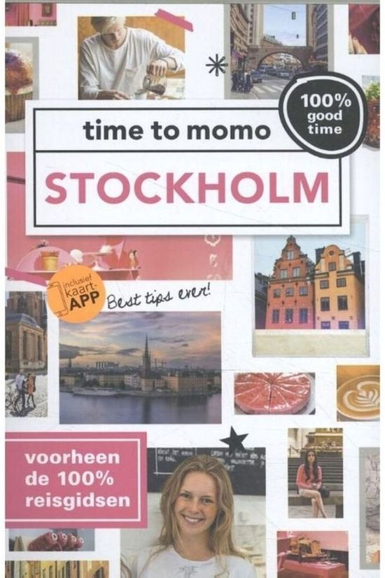 Momedia Boek Mom Stockholm Time To Momo 2019