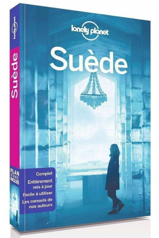 Lonely Planet Suède 4 2018