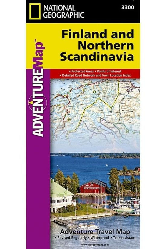 National Geographic Finland & Northern Scandinavia 2019