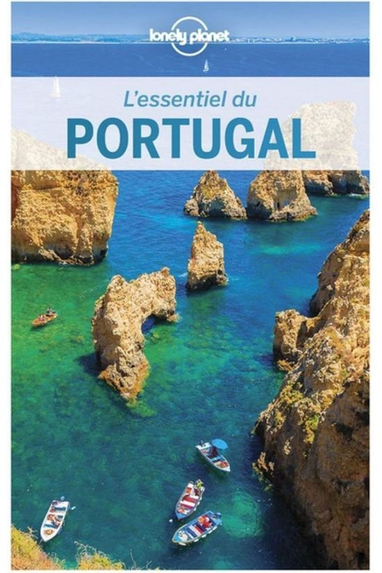 Lonely Planet Portugal 1 Essentiel 2018