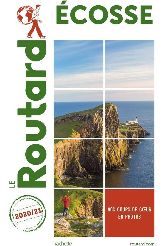 Routard Ecosse 19-20 2020