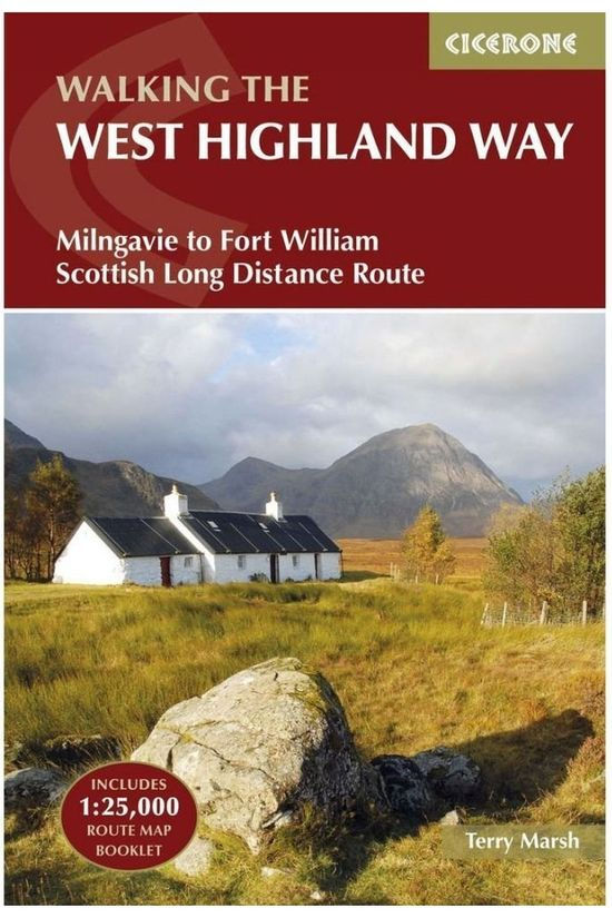 Cicerone West Highland Way From Milngavie To Fort William 2020
