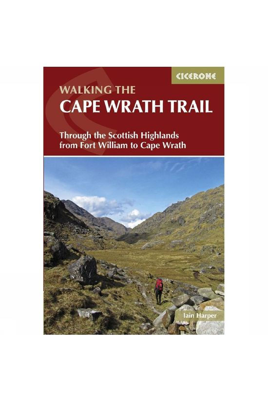 Cicerone Cape Wrath Trail / Fort William To Cape Wrath 2017