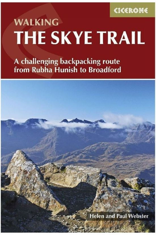 Cicerone The Skye Trail / From Rubha Hunish To Broadford 2016