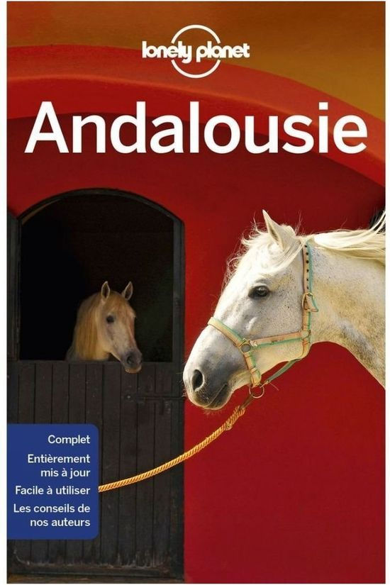 Lonely Planet Andalousie 9 2019