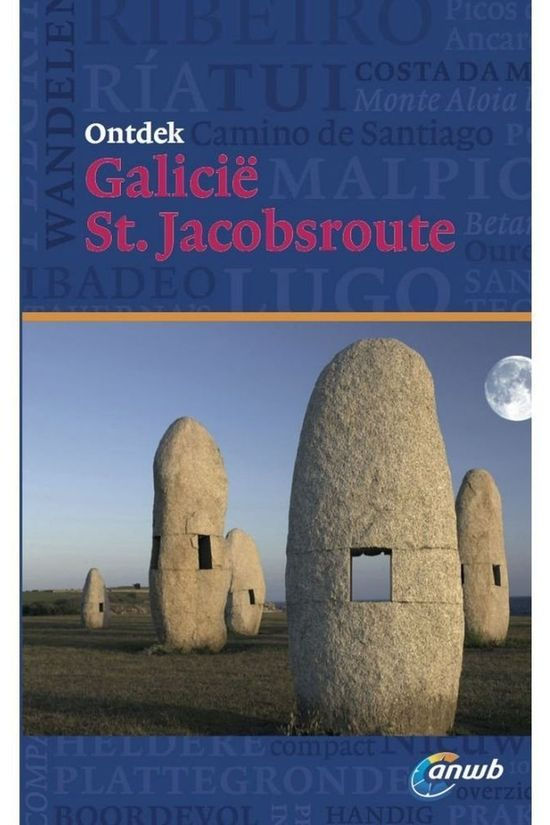 ANWB Galicië / St.Jacobsroute 2015