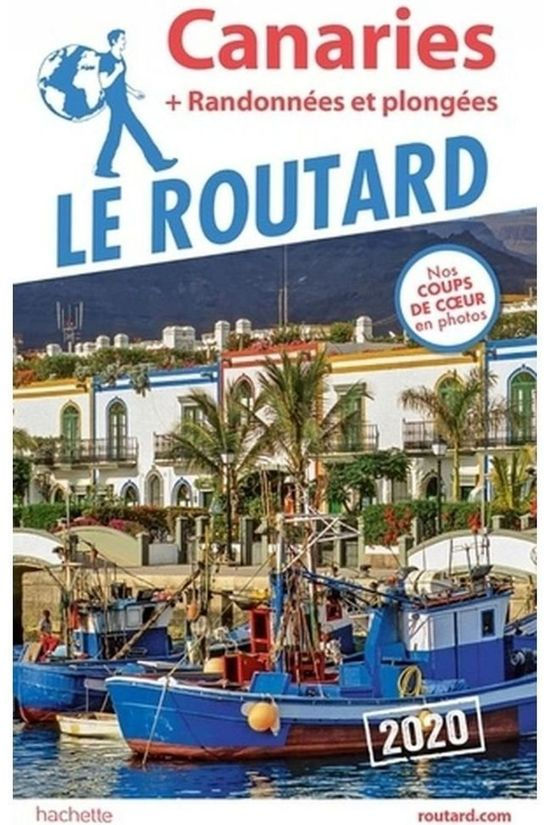 Routard Canaries-18-Routard-N08/2018 2019