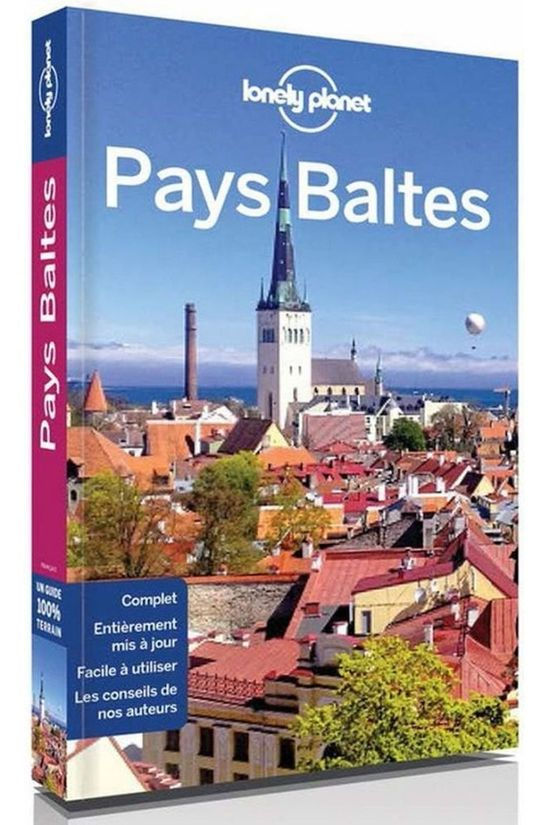 Lonely Planet Pays Baltes 3 Lp 2016