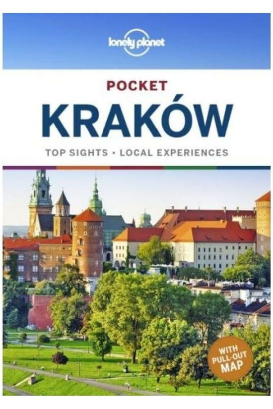 Lonely Planet Cracovie En Quelques Jours 3 + Carte 2020