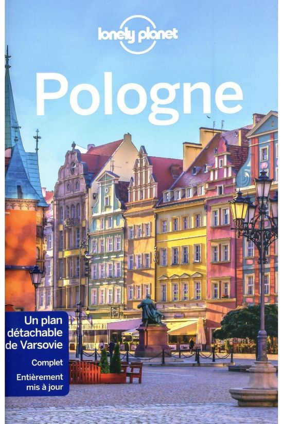 Lonely Planet Pologne 1 2020