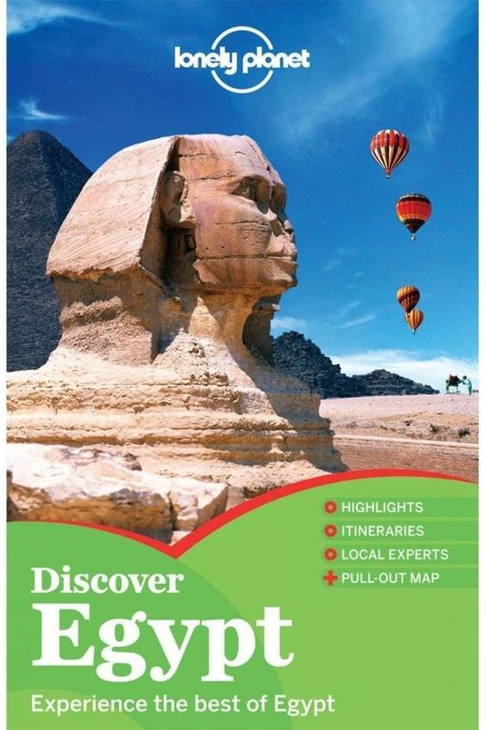 Lonely Planet Egypt 2 discover iconic exp. & hidden secrets 2012