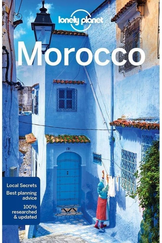 Lonely Planet Morocco 12 2017