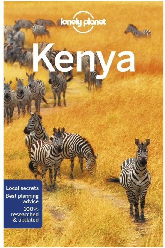 Lonely Planet Kenya 10 2018