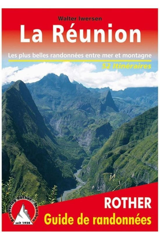 Rother Réunion Guide 52 Ét. 2020