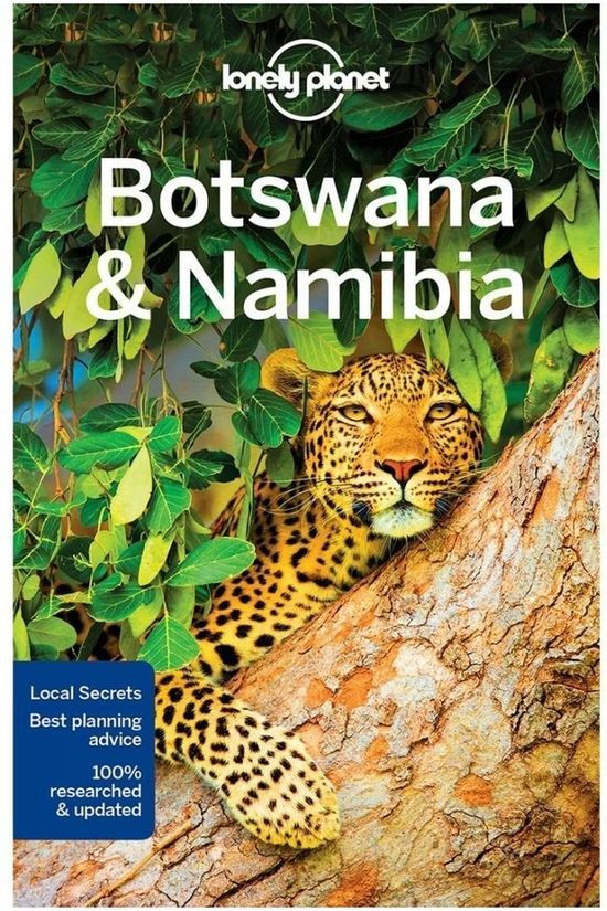 Lonely Planet Botswana & Namibia 4 2017