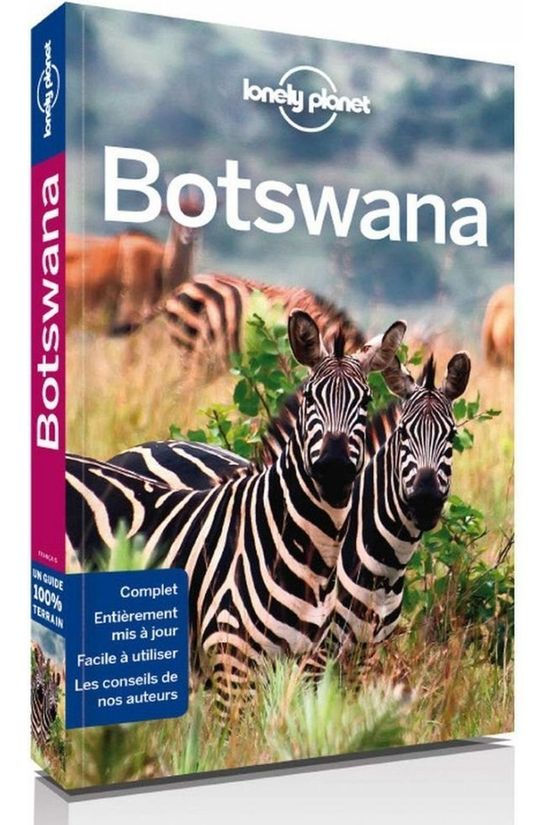 Lonely Planet Botswana 1 2017