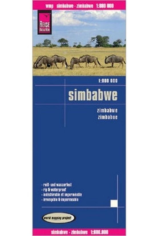 REISE KNOW-HOW Zimbabwe 2019