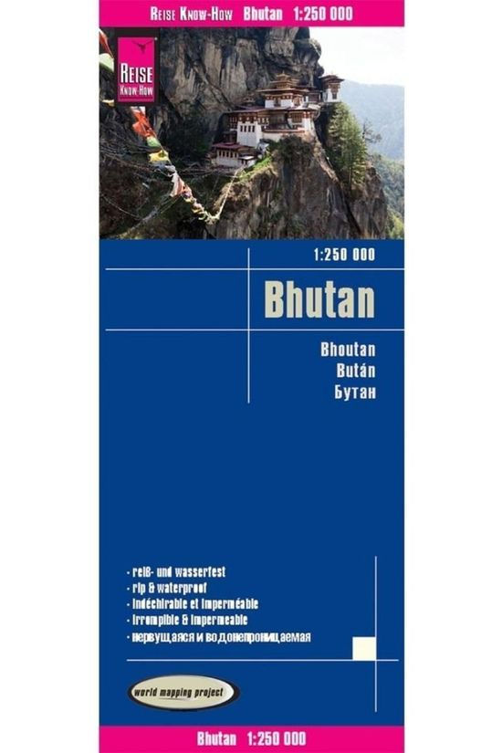 REISE KNOW-HOW Bhutan 2019