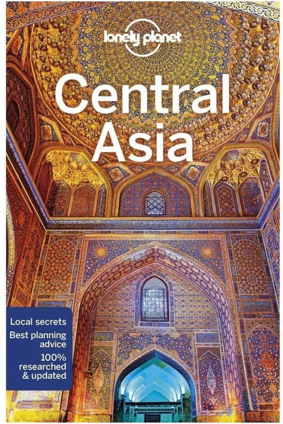 Lonely Planet Asia Central 7 2018