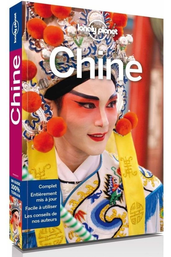 Lonely Planet Chine 12 2017