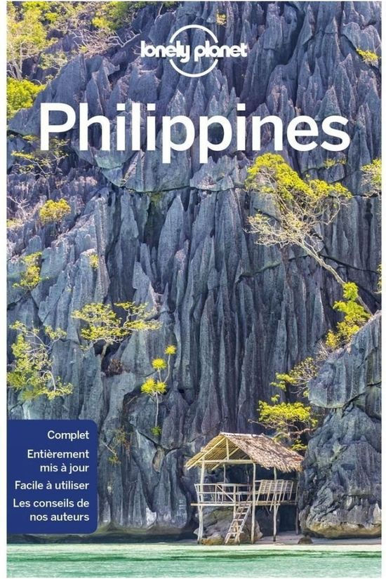 Lonely Planet Philippines 4 2018