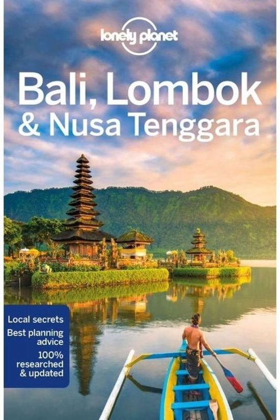 Lonely Planet Bali & Lombok 17 2019