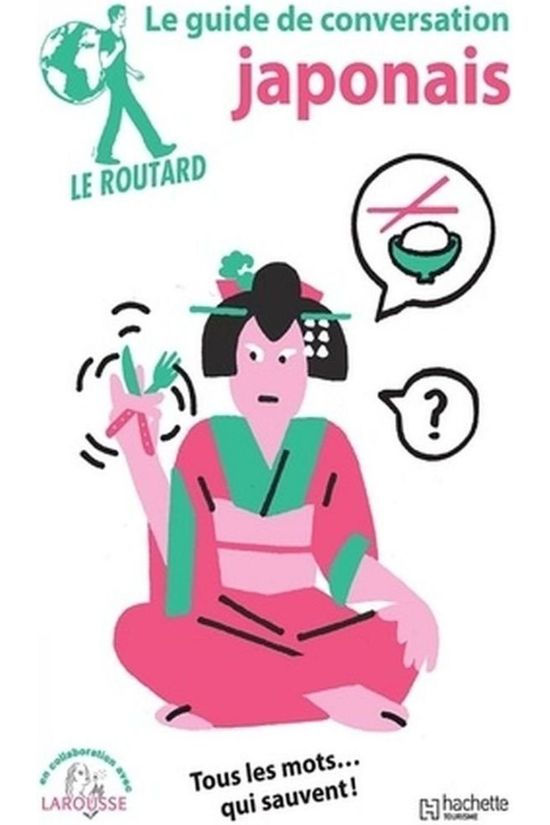 Routard Japonais-Guide-De-Con.-Routard-N03/2018 Retour As 2019