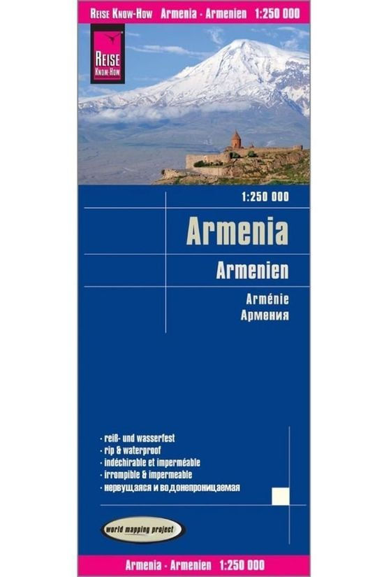 REISE KNOW-HOW Armenia 2020