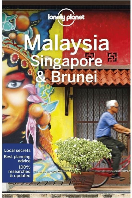 Lonely Planet Malaysia - Singapore & Brunei 14 2019