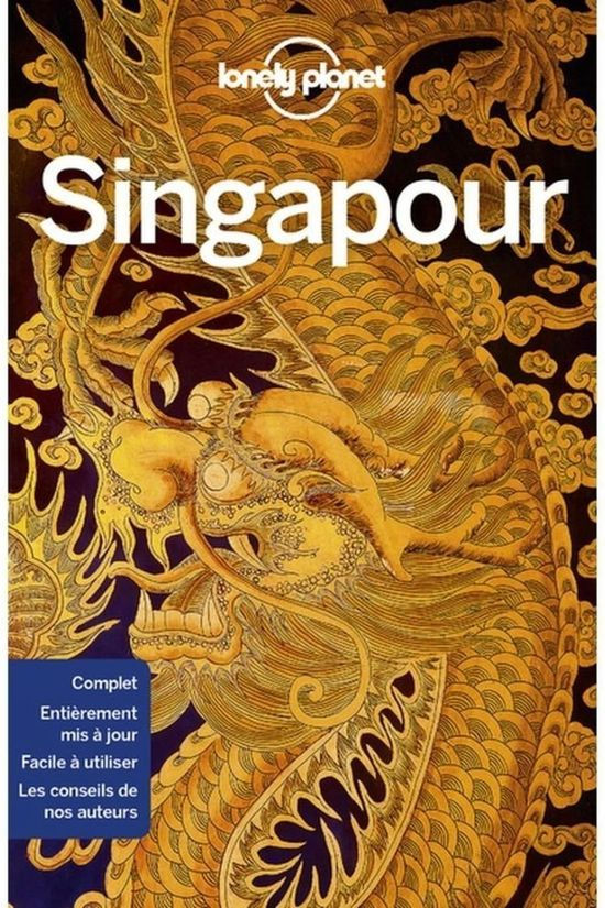 Lonely Planet Singapour 1 2018