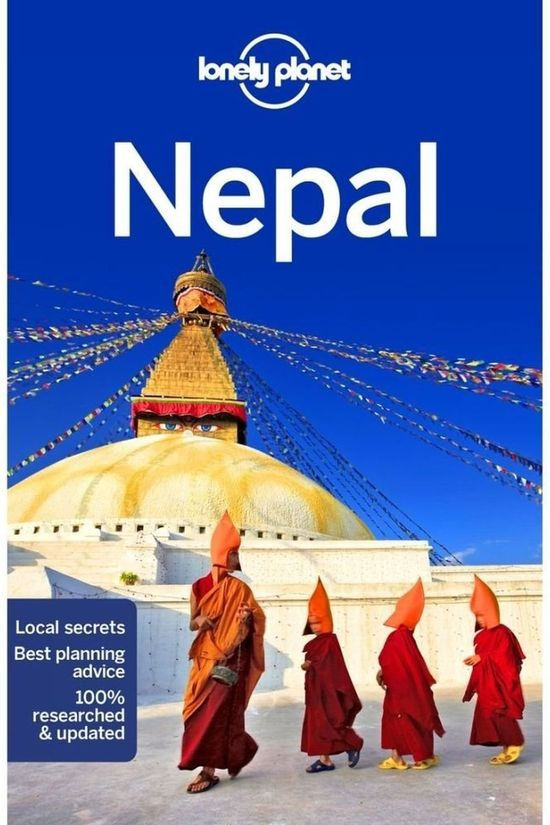 Lonely Planet Nepal 11 2018