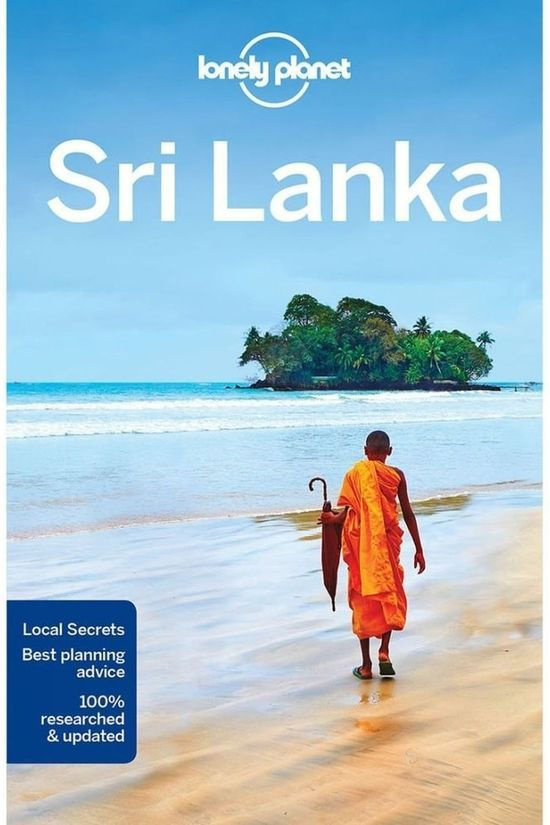 Lonely Planet Sri Lanka 14 2018
