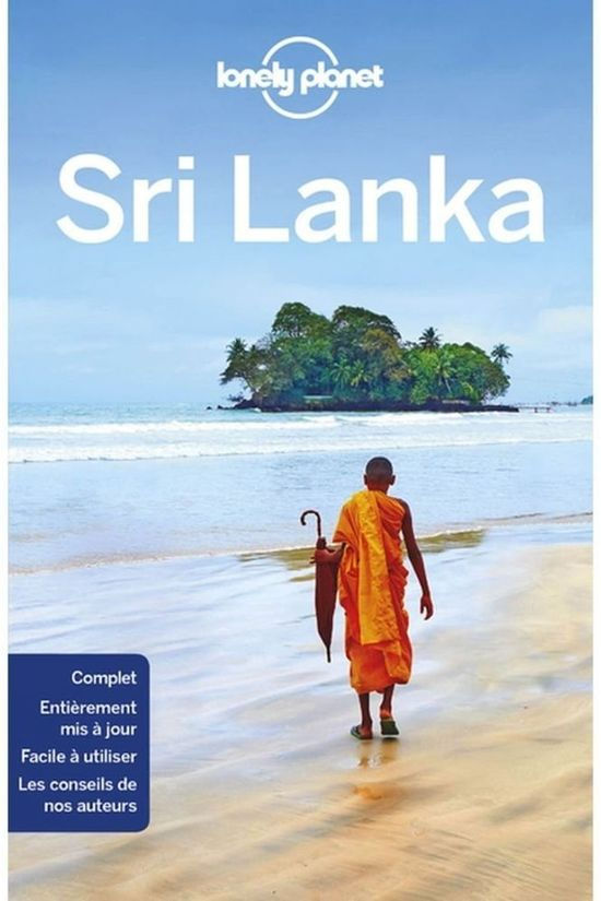 Lonely Planet Sri Lanka 9 Lp 2018