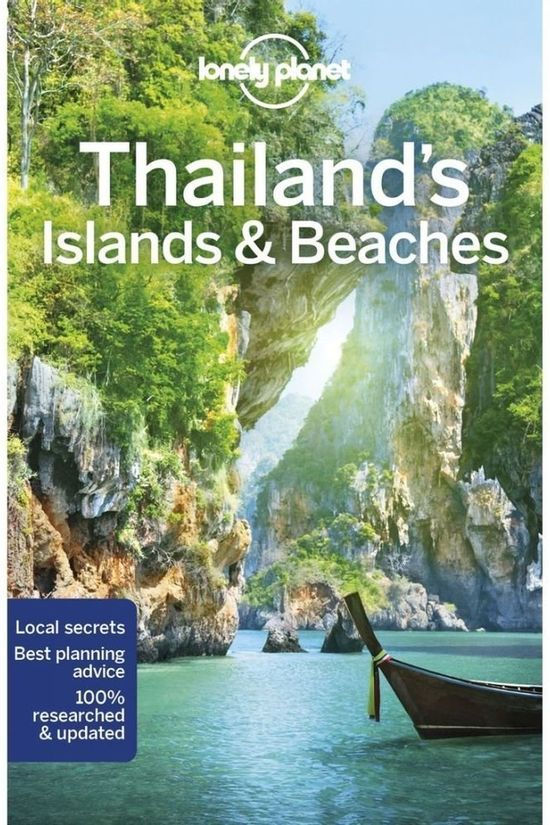 Lonely Planet Thailand'S Islands & Beaches 11 2018