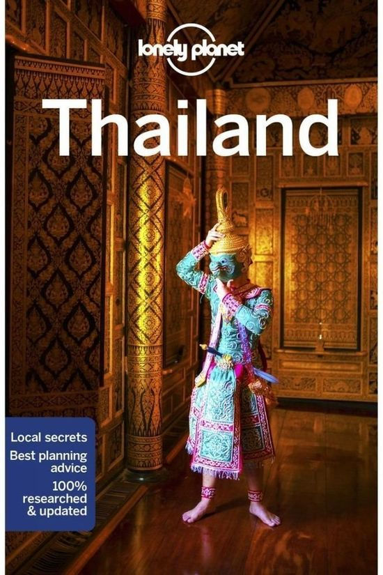 Lonely Planet Thailand 17 2018