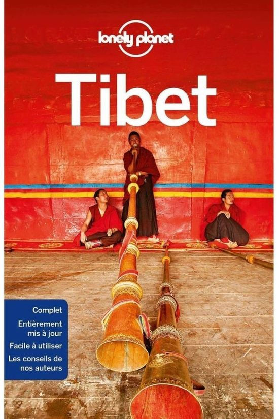 Lonely Planet Reisgids Tibet 1 lp 2015