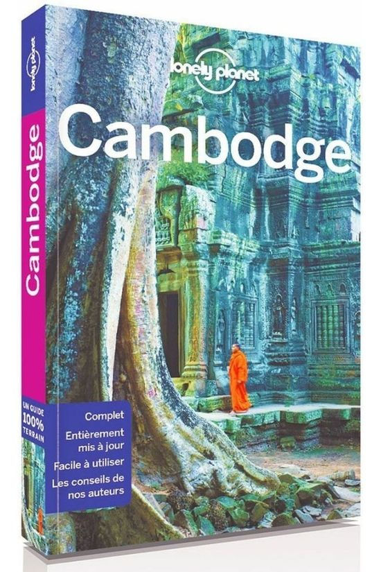 Lonely Planet Cambodge 11 Lp 2018