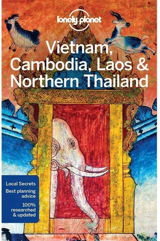 Lonely Planet Vietnam / Cambodia / Laos & Northern Thailand 5 2017