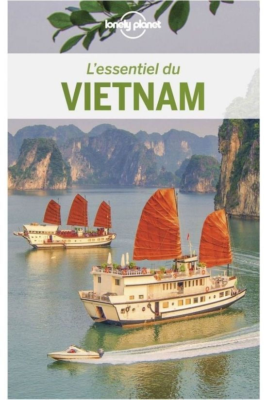 Lonely Planet Vietnam 1 Essentiel 2019