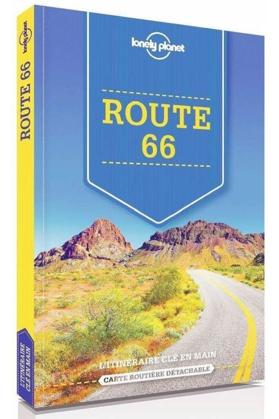 Lonely Planet Route 66 2018