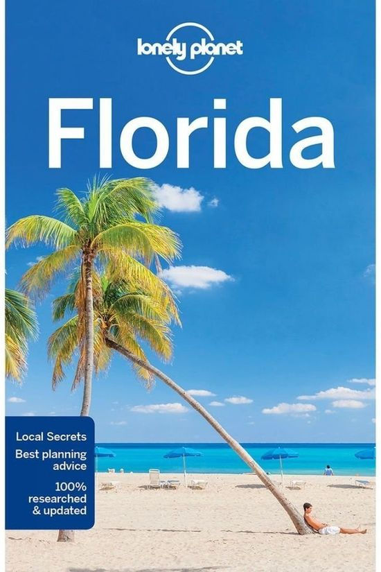 Lonely Planet Florida 8 2018